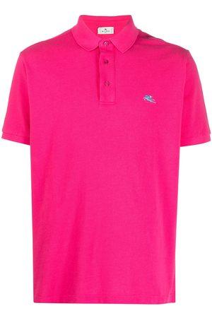 Etro Men Polo Shirts - Short-sleeved polo shirt