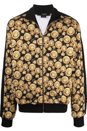 VERSACE Men Jackets - Medusa head motif cotton jacket