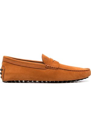 Tod's Men Loafers - Square toe driving loafers