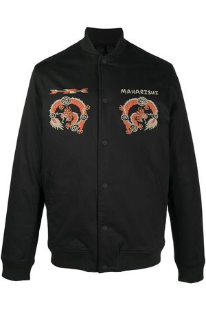 Maharishi Graphic print shirt jacket
