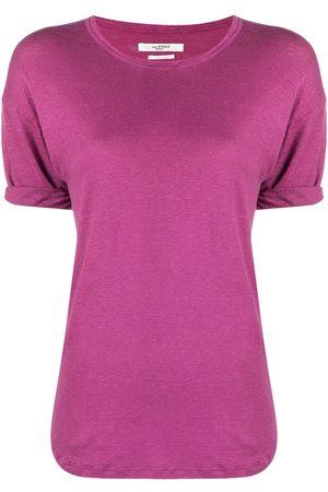 Isabel Marant Women T-shirts - Linen T-shirt