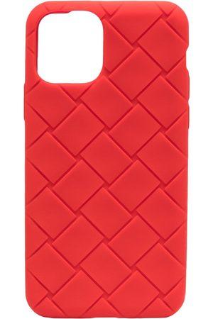Bottega Veneta Rubber Intrecciato iPhone 11 Pro case