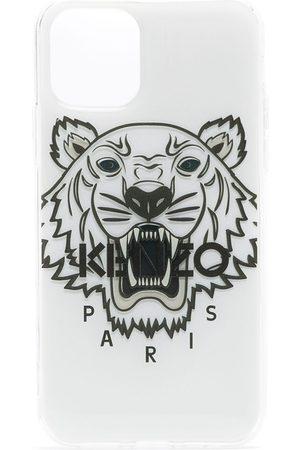 Kenzo Men Phones Cases - Tiger iPhone 11 Pro case - Neutrals