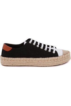 J.W.Anderson Women Sneakers - Jute sole lace-up sneakers