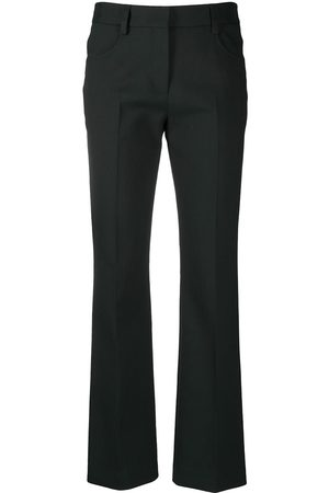 See by Chloé Women Straight Leg Pants - Mid-rise straight trousers