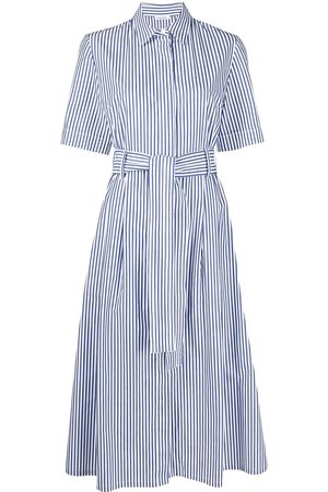P.a.r.o.s.h. Stripe-print shirt dress