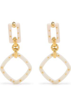 Gas Bijoux Escale earrings - Neutrals