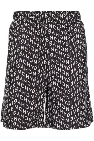 Givenchy Logo pattern swimming shorts