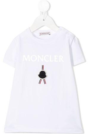 Moncler T-shirts - Logo-print T-shirt
