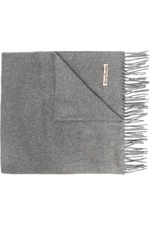 Acne Studios Canada Cash scarf - Grey