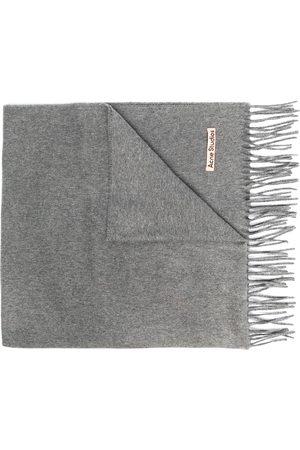Acne Studios Scarves - Canada Cash scarf - Grey