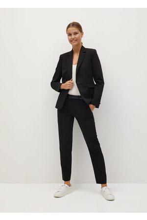 MANGO Women Blazers - Essential structured blazer