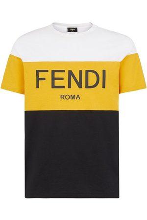 Fendi Multicolour cotton T-shirt