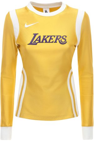 Nike Lakers Nrg Ir Nylon Blend Top
