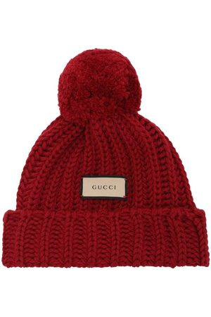 Gucci Wool Knit Hat