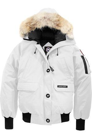 Canada Goose Women's Chilliwack Fur Hood Bomber Jacket - - Size Medium