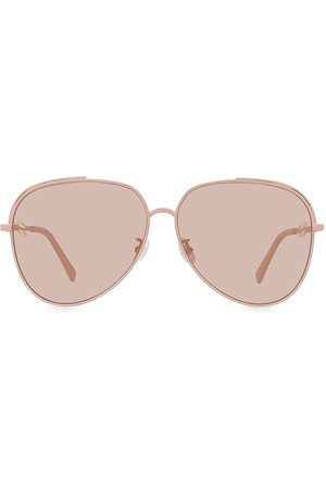 Stella McCartney Women's 61MM Aviator Sunglasses