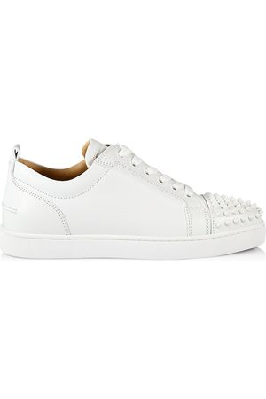 Christian Louboutin Men's Louis Junior Spikes Flat Sneakers - - Size 40 (7)