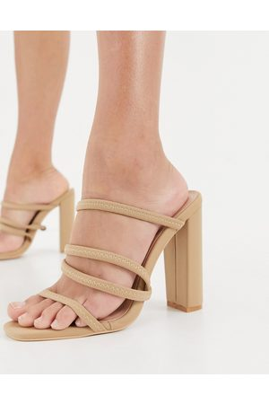 SIMMI Shoes Simmi London Heidi block heeled sandals in
