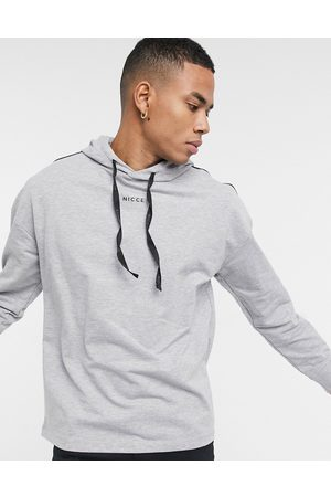 Nicce London Loungewear sofa hoodie in -Grey