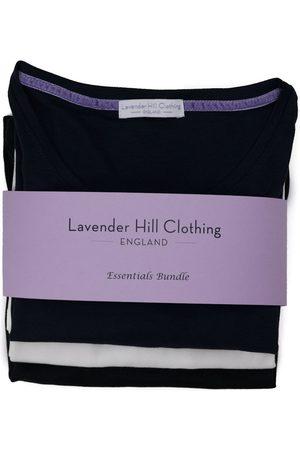 Lavender Hill Clothing Half Sleeve Scoop T-shirt Bundle