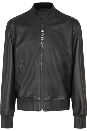 Givenchy MEN'S BM00K660TC001 LEATHER OUTERWEAR JACKET