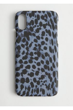 & OTHER STORIES Women Phones Cases - Leopard Print iPhone Case