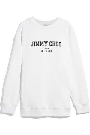 Jimmy Choo Women Sweatshirts - Jc College-Sweat
