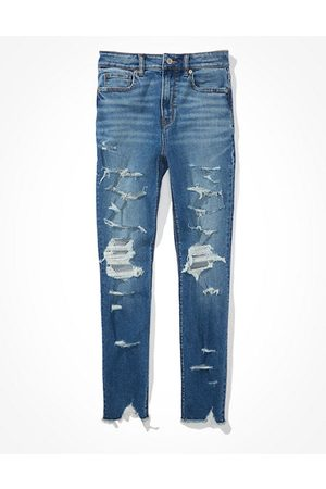 American Eagle Outfitters Stretch Mom Jean Women's 2 Regular