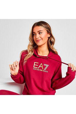 Emporio Armani Women Hoodies - Women's EA7 Hoodie in