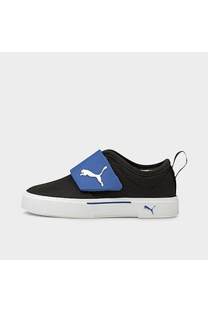 Puma Casual Shoes - Boys' Toddler El Rey Canvas Slip-On Casual Shoes in Size 4.0
