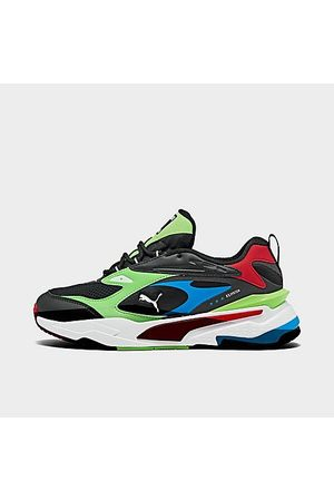 Puma Big Kids' RS-Fast Casual Shoes Size 4.0 Leather