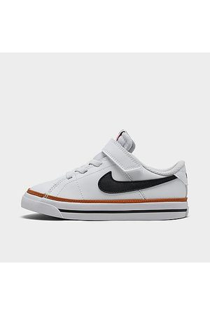 Nike Kids' Toddler Court Legacy Casual Shoes in Size 5.0 Leather