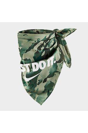 Nike Just Do It Allover Print Bandana in /Camo