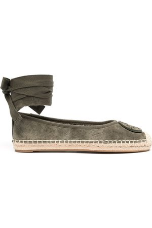 Tory Burch Minnie suede espadrilles
