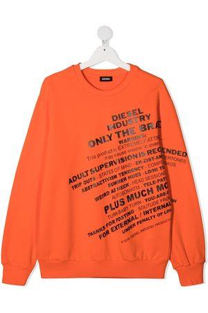 Diesel Only The Brave sweatshirt