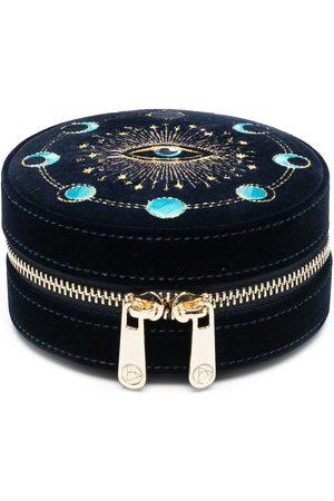 Wolf X The Alkemistry Priestess jewellery box