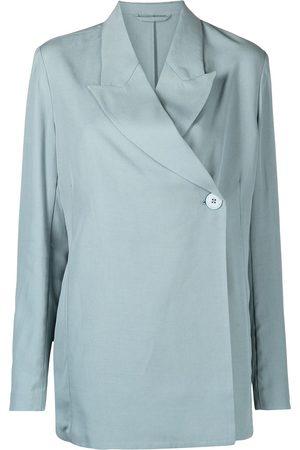 adidas Single-breasted tailored blazer