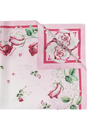 MONNALISA Girls Scarves - Floral-print scarf