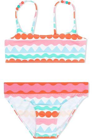 Stella McCartney Girls Bikinis - All-over print bikini set