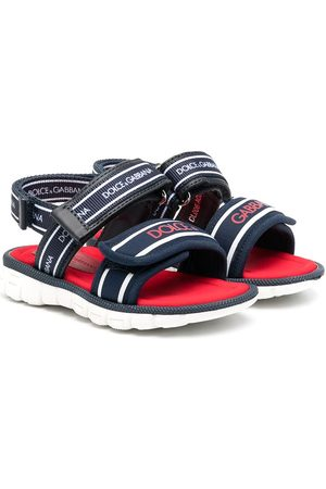 Dolce & Gabbana Double touch-strap sandals