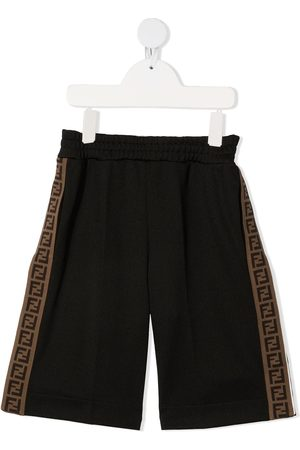 Fendi TEEN FF trim shorts