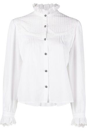 Etro Long-sleeve pie-crust shirt