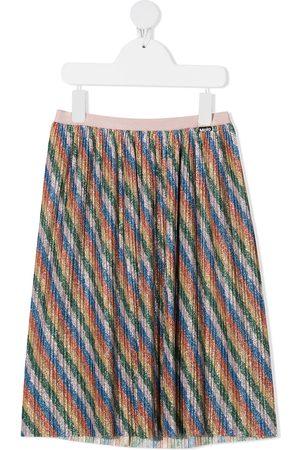 Molo Bailini glitter rainbow skirt