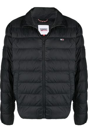 Tommy Hilfiger Embroidered logo down puffer jacket