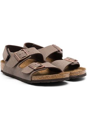 Birkenstock New York buckle sandals