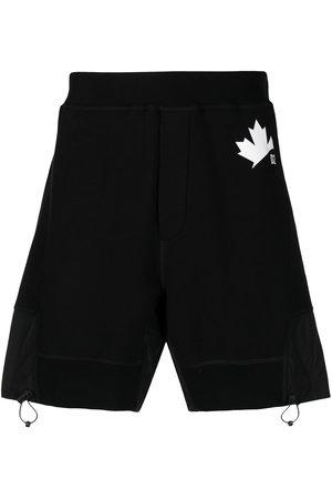 Dsquared2 Logo-print track shorts