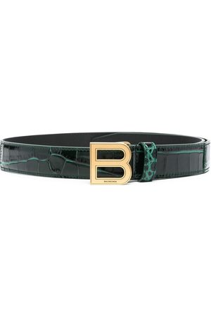 Balenciaga Hourglass thin belt
