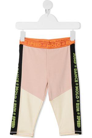 Molo Orlaith colour block leggings