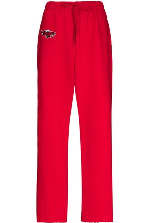 Natasha Zinko Car cotton track pants